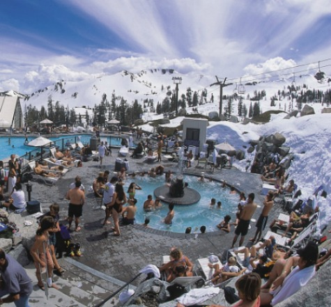 High Camps at PlumpJack Squaw Valley Resorts