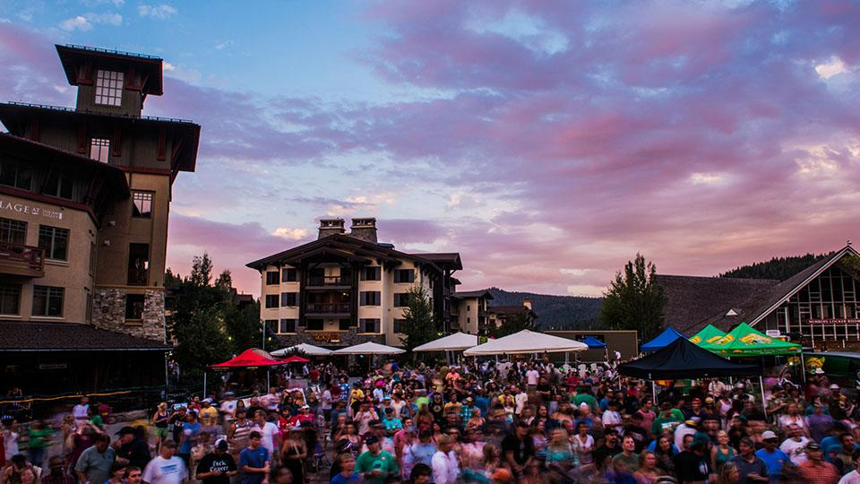 Enjoy the Events and Festivals in Squaw Valley