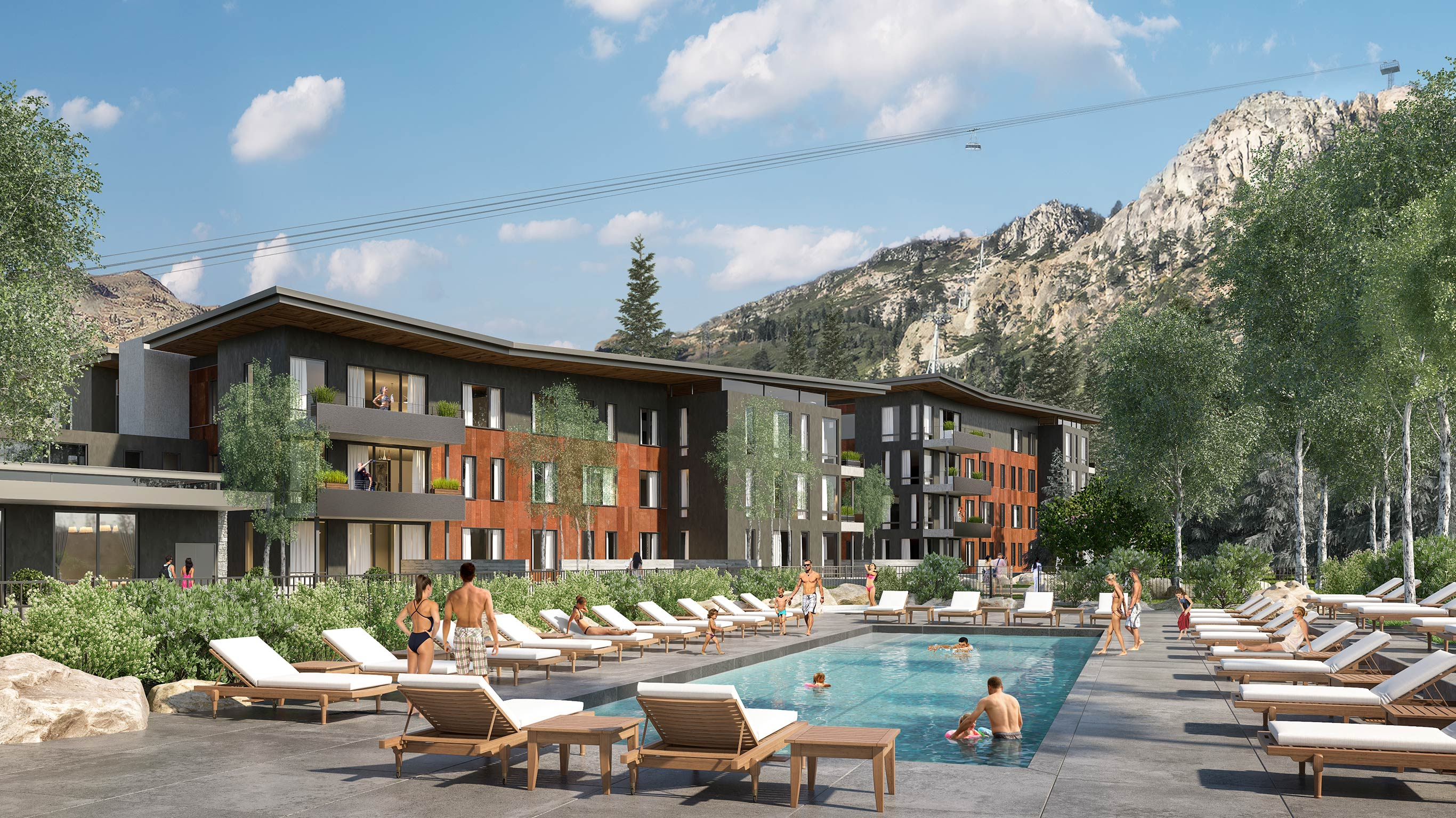 PlumpJack Squaw Valley Classic Style Homes in Lake Tahoe