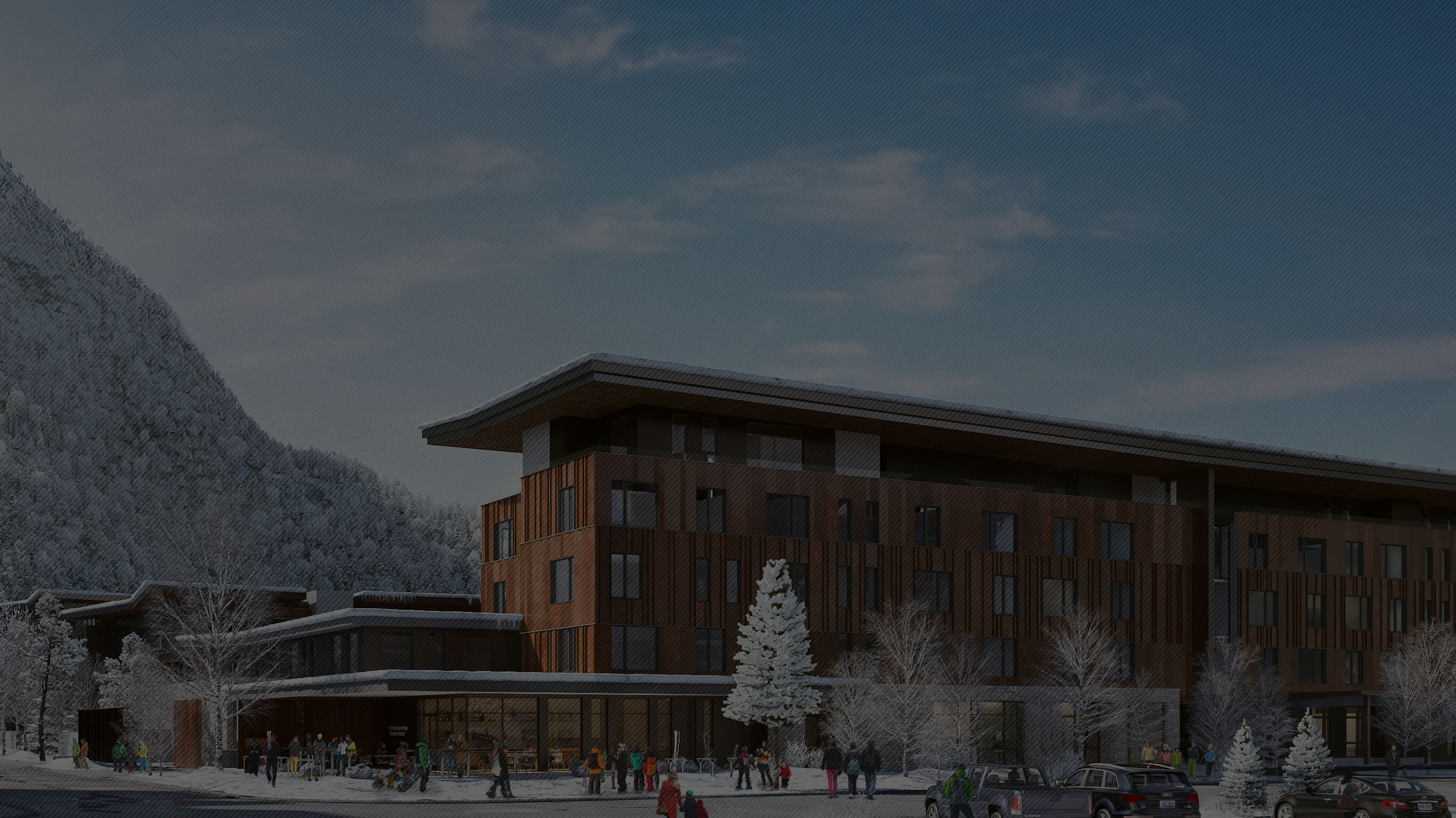 Building Gallery of PlumpJack Squaw Valley at Lake Tahoe