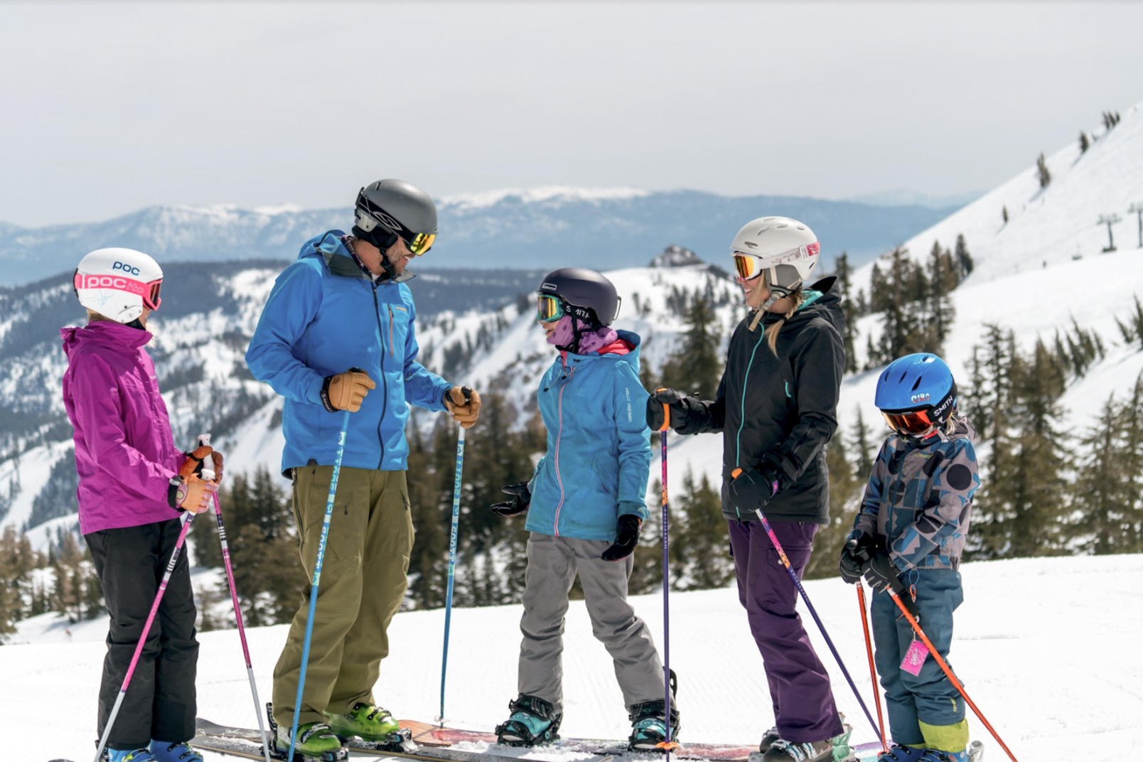 Family Adventures at PlumpJack Squaw Valley
