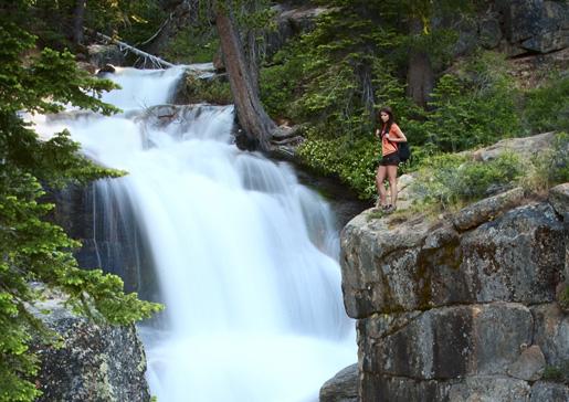 Shirley Canyon Trail to Shirley Lake