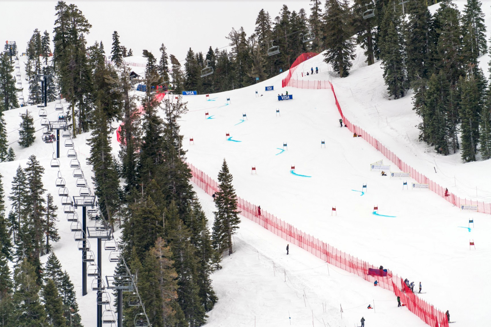 Squaw Valley Races